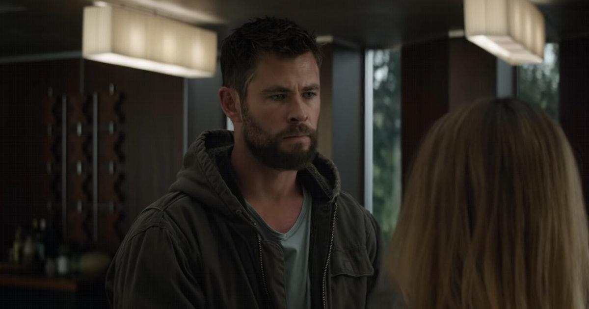Thor S Avengers Endgame Beard Has Inspired A Thundering Twitter Response