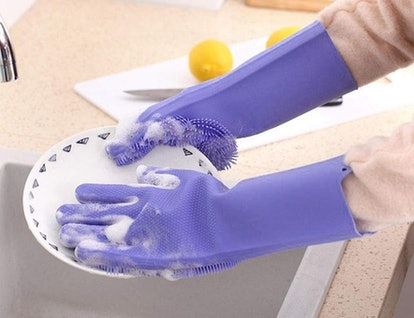 Familighter Silicone Gloves