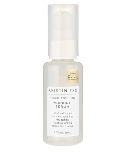 Weightless Shine Working Serum