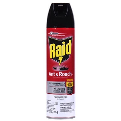 Raid Ant And Roach Killer, 17.5 Fl. Oz.