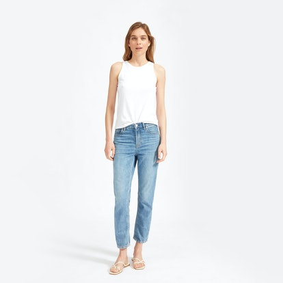 The Summer Jean in Vintage Light Blue