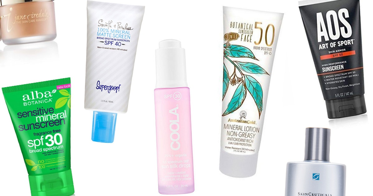 12 Reef Safe Sunscreens You Should Start Using According