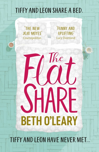 'The Flat Share' by Beth O'Leary