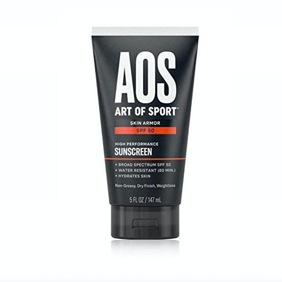 Art of Sport Skin Armor Sunscreen