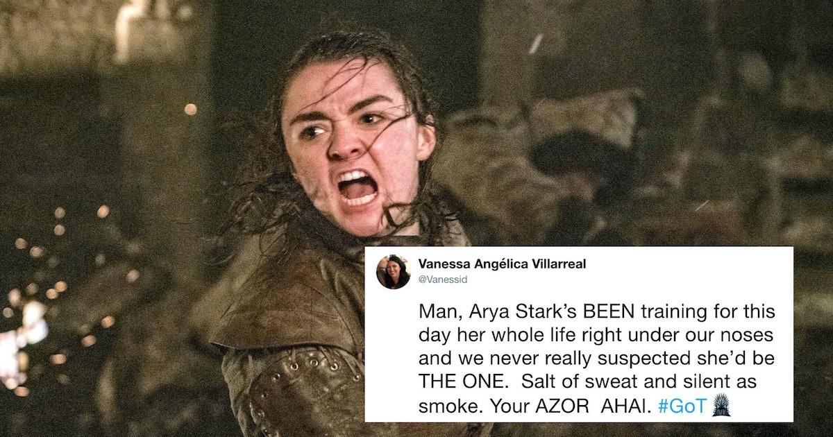 Arya Azor Ahai