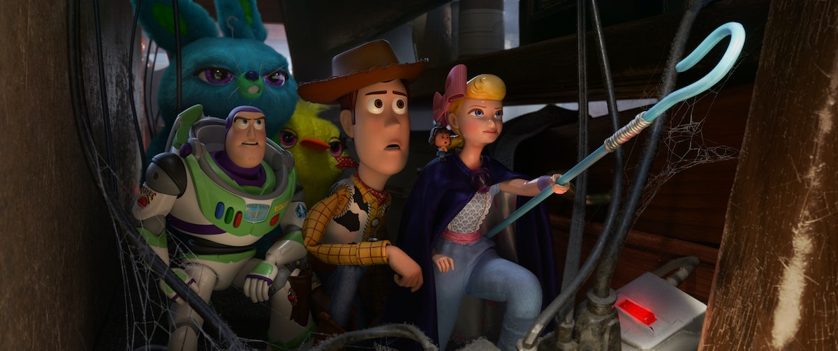 The New Bo Peep In 'Toy Story 4' Is The Tough, Independent Heroine The Franchise Has Been Missing