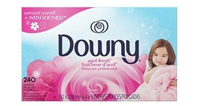 Downy April Fresh Fabric Softener Dryer Sheets (240 Count)