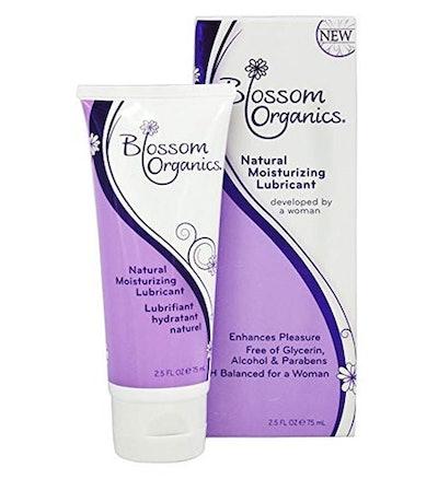 Blossom Organics Natural Moisturizing Personal Lubricant