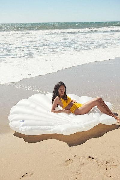 Seashell Pool Float