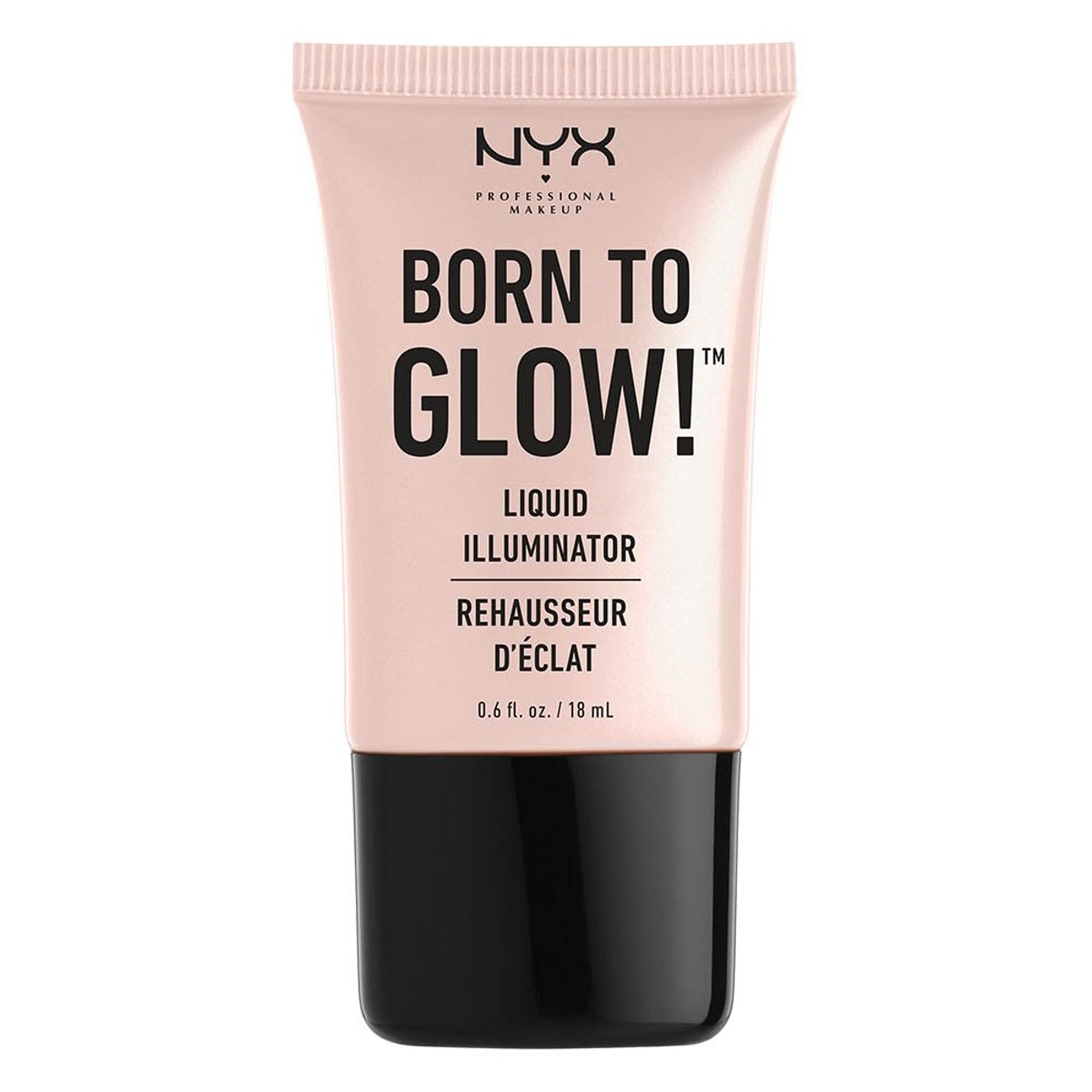 NYX Professional Makeup Born to Glow Liquid Illuminator, Sunbeam