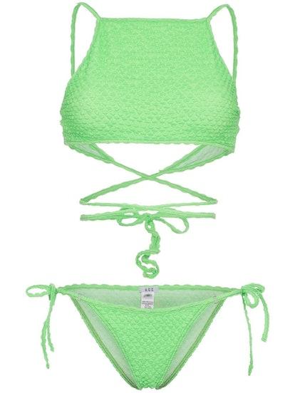 ACK filo bikini set