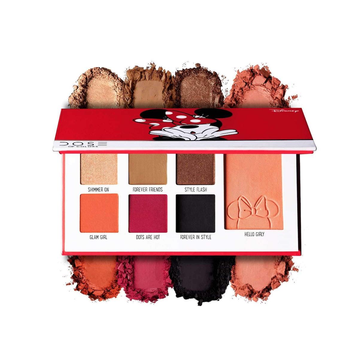 Minnie Palette + Blush