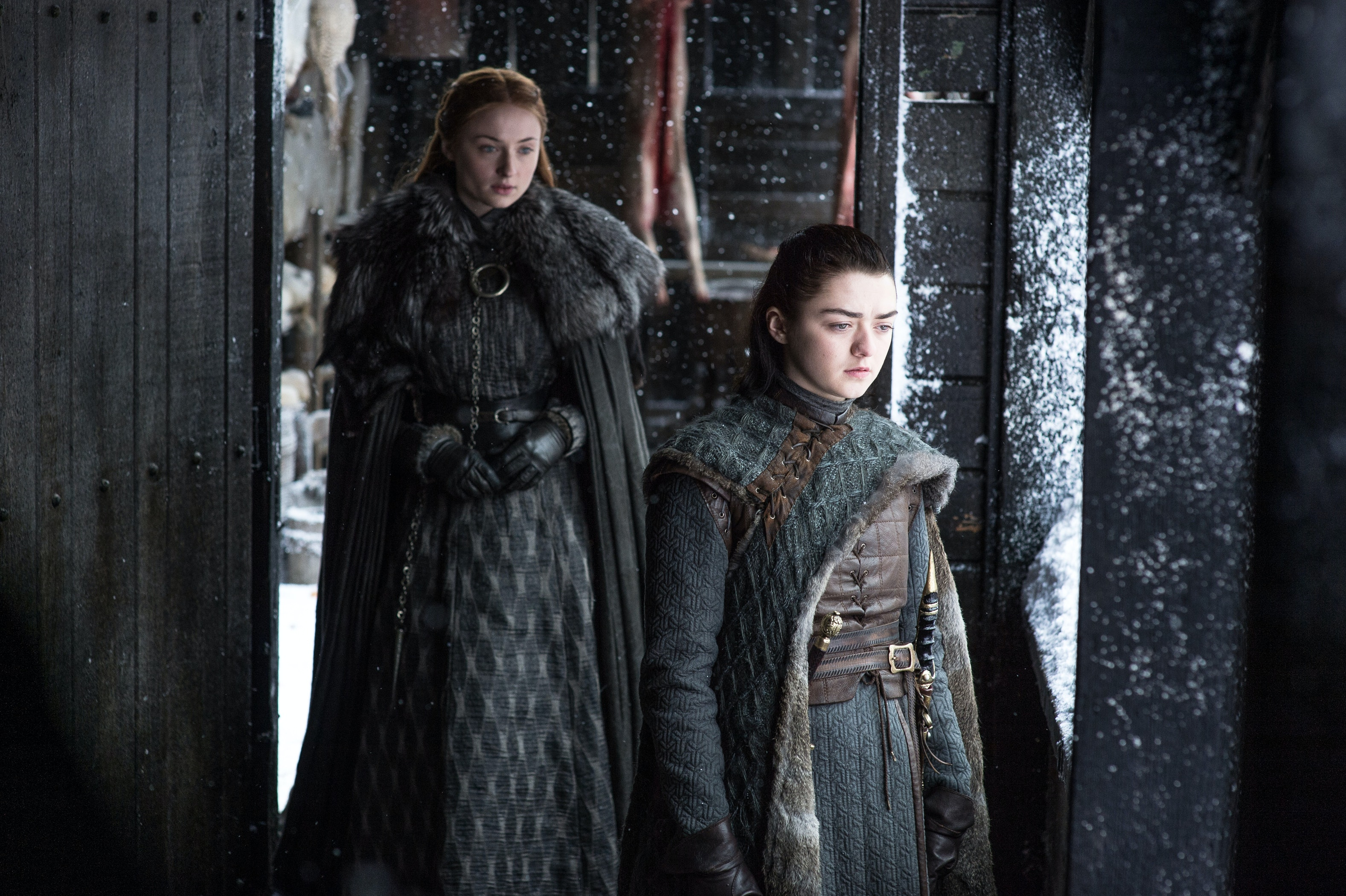 How Old Are The 'Game Of Thrones' Characters In The Books? Some Of