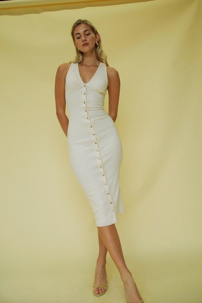 Harper Dress Vanilla