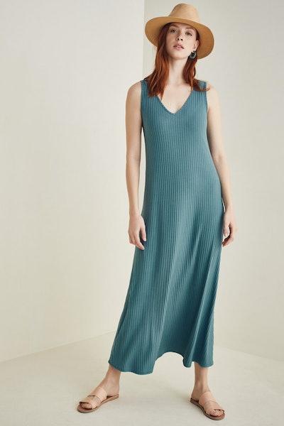 Bailey Ribbed Maxi Dress