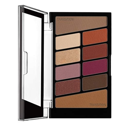Wet n' Wild Color Icon Eyeshadow 10 Pan Palette, Rose in the Air