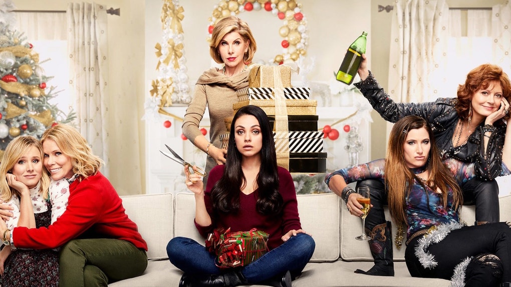 A Bad Moms Christmas Movie.The New Bad Moms Sequel Will Be The Dirty Grandma Movie We