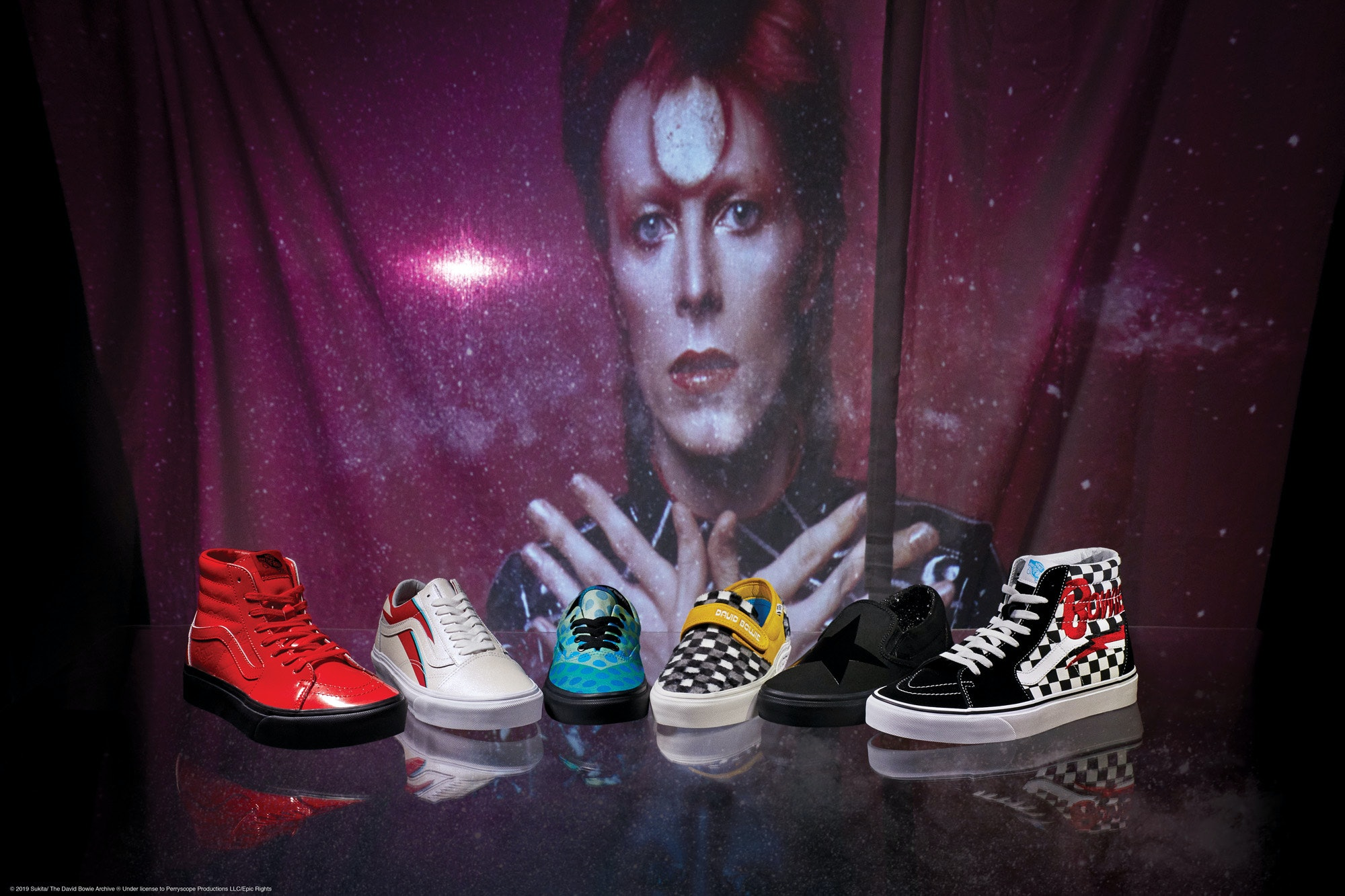 where to buy vans u2019 david bowie collection because