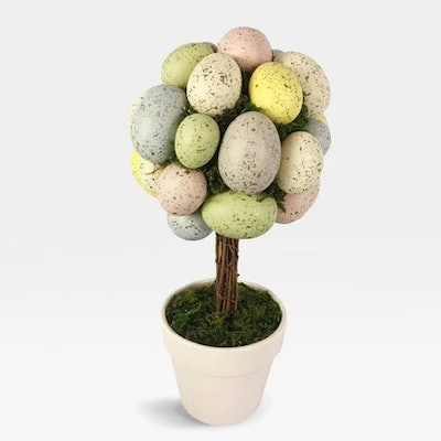 Easter Egg Topiary Arrangement