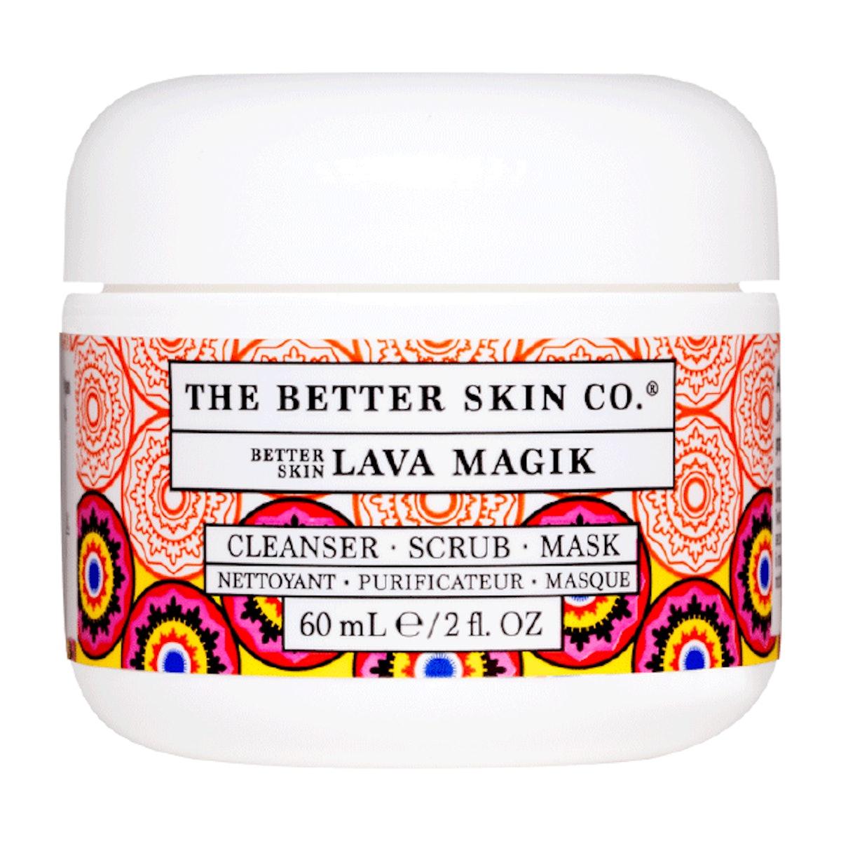The Better Skin Co Better Skin Lava Magik