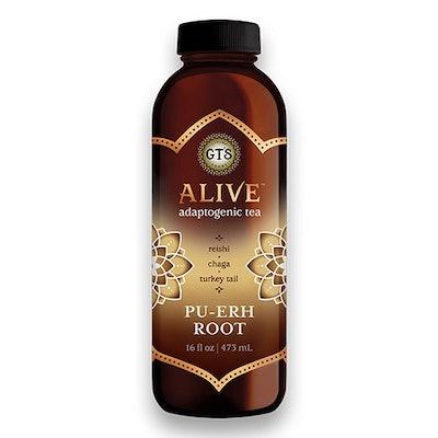 Pu-Erh Root Mushroom Adaptogenic Tea