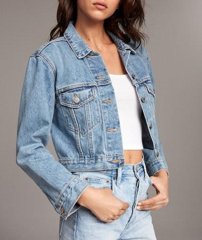 The Tina Crop Jacket