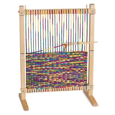 Wooden Multi-Craft Weaving Loom