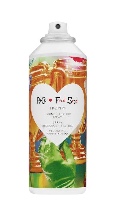 R+Co ♥ Fred Segal TROPHY Shine + Texture Spra