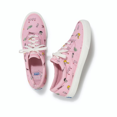 Keds x Betty and Veronica in Anchor