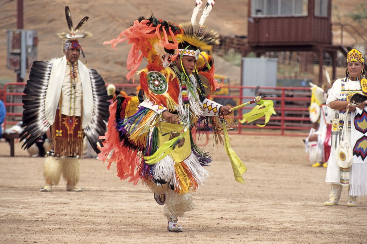 New Mexico Will Celebrate Indigenous Peoples' Day Instead Of Columbus Day From Now On
