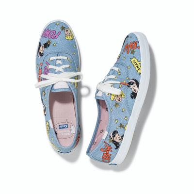 Keds x Betty and Veronica Champion by Pop Print