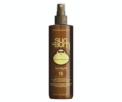 Sun Bum Tanning Oil SPF 15