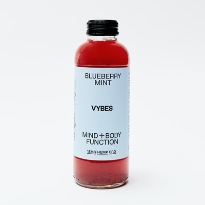 Blueberry Mint Water