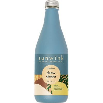 6-Day Detox Ginger (12 Bottles)