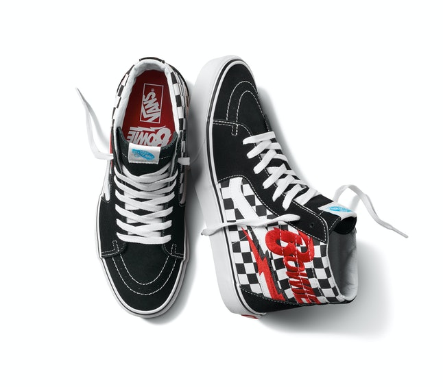 Where To Buy Vans David Bowie Collection Because