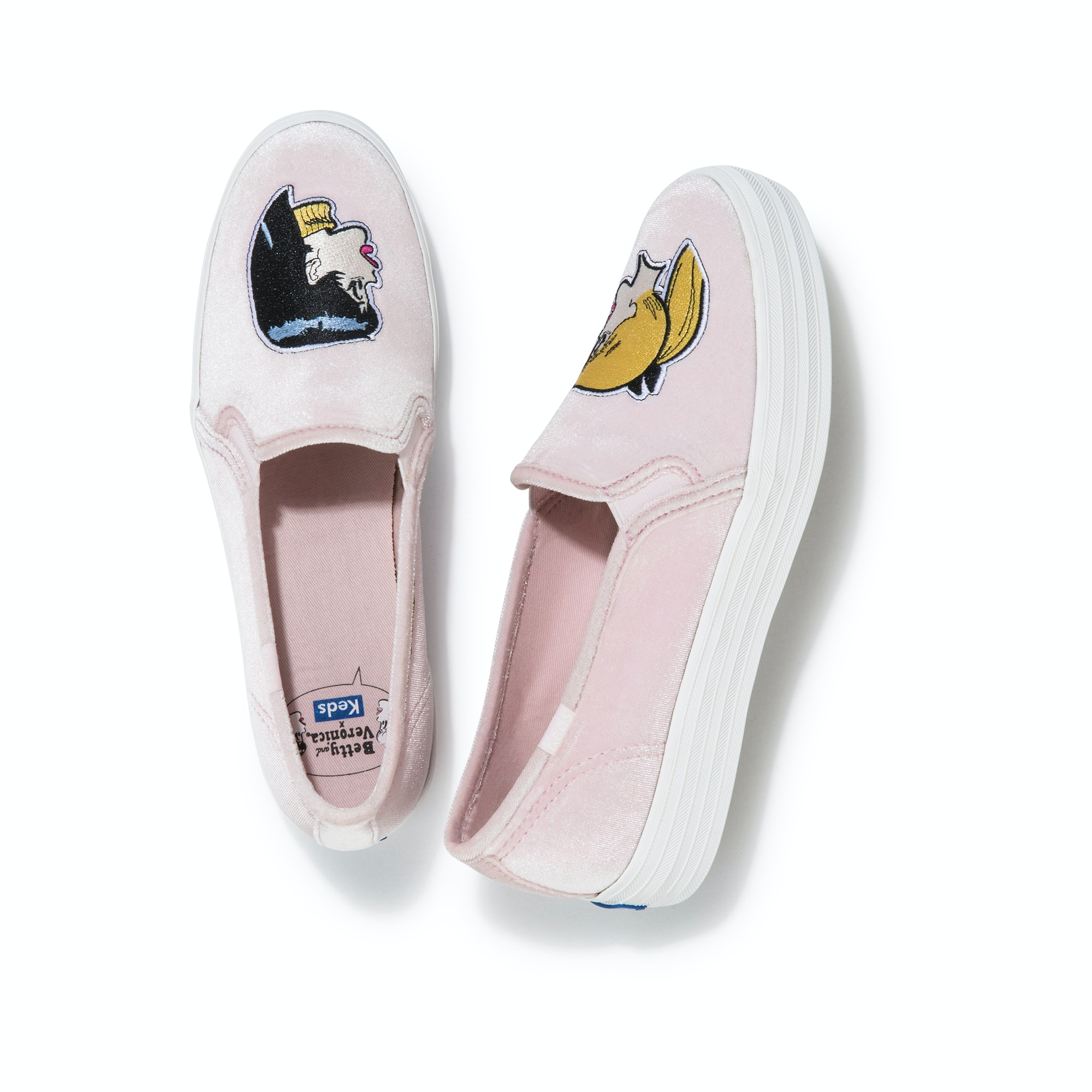 615d3aa39 Where To Buy The Betty   Veronica x Keds Collection Because The Iconic  Friendship Is Worth Repping