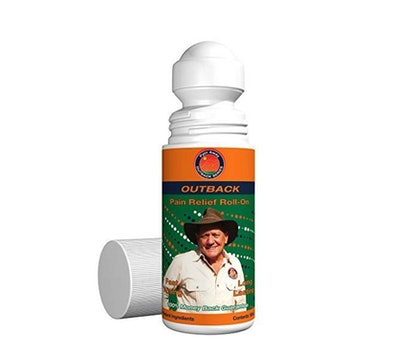 Outback Pain Relief Topical Oil