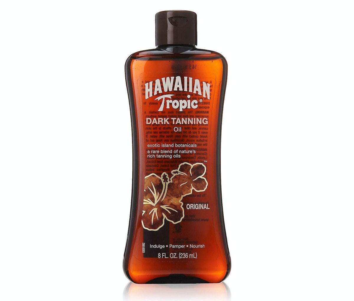 Hawaiian Tropic Dark Tanning Oil
