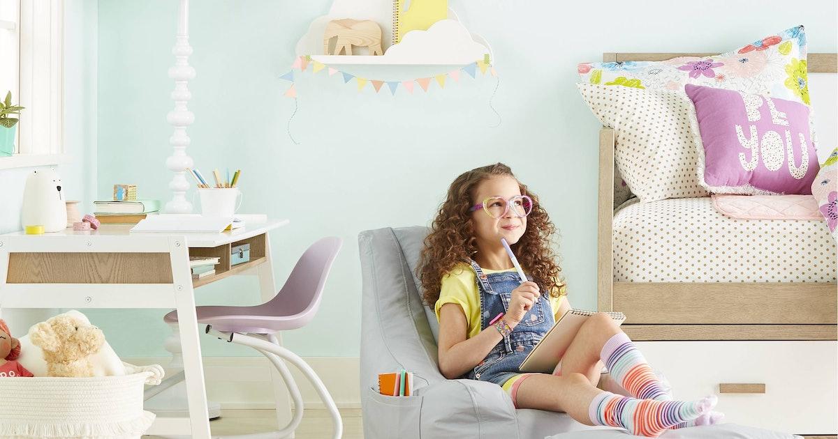 Target's New Sensory-Friendly Kids Home Decor Line Is Beyond Cute