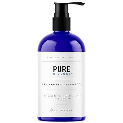 Pure Biology RevivaHair Shampoo, 8 Fl. Oz.