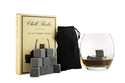 Quiseen Beverage Chilling Stones (Set of 9)