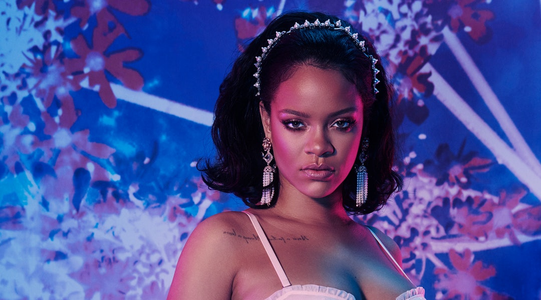 b8e0914a5 Rihanna s Savage X Fenty Lingerie Line Celebrates One Year With New Lingerie  — EXCLUSIVE