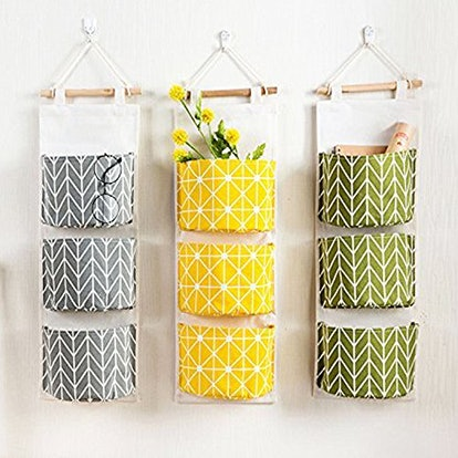 MF2FLAY Hanging Storage Baskets (Set of 2)