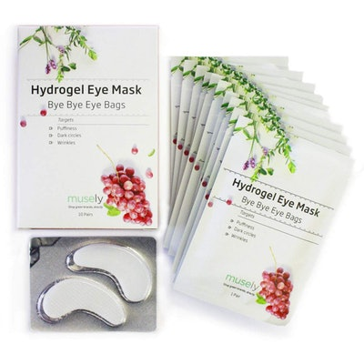 Musely Hydrogel Eye Mask
