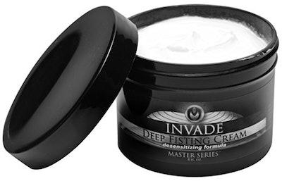 Master Series Invade Deep Fisting Cream (8 oz)