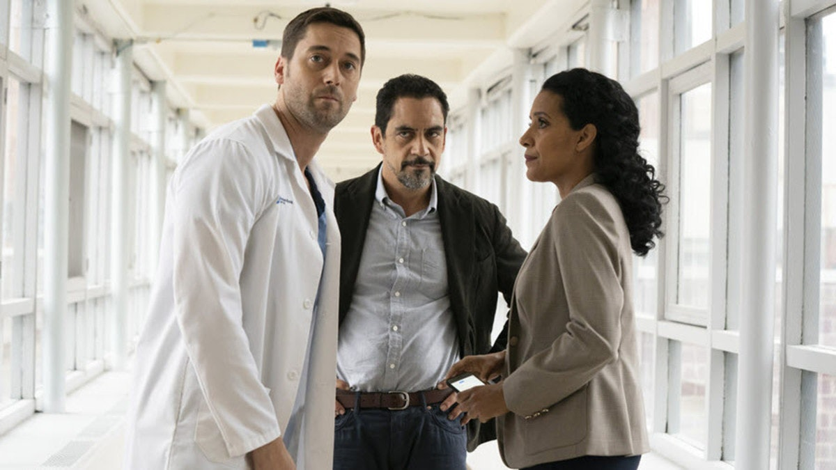 New Amsterdam Season Finale images