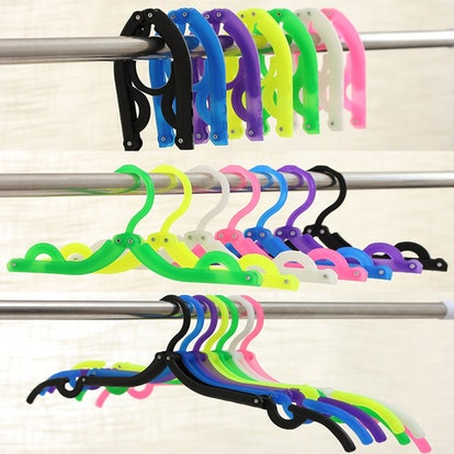 Daixers Folding Clothes Hangers (10 Pack)