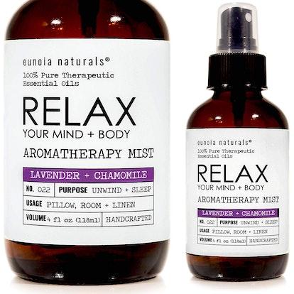 Eunoia Naturals Relax Aromatherapy Mist