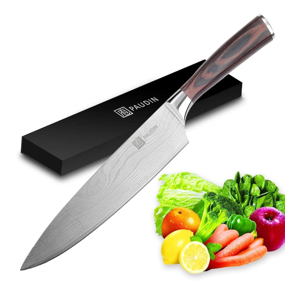 Paudin Pro Kitchen Knife