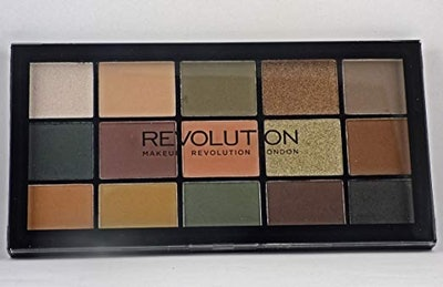 Revolution Reloaded Palette